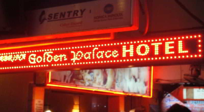 Sabrina Golden Palace Hotel - Generell