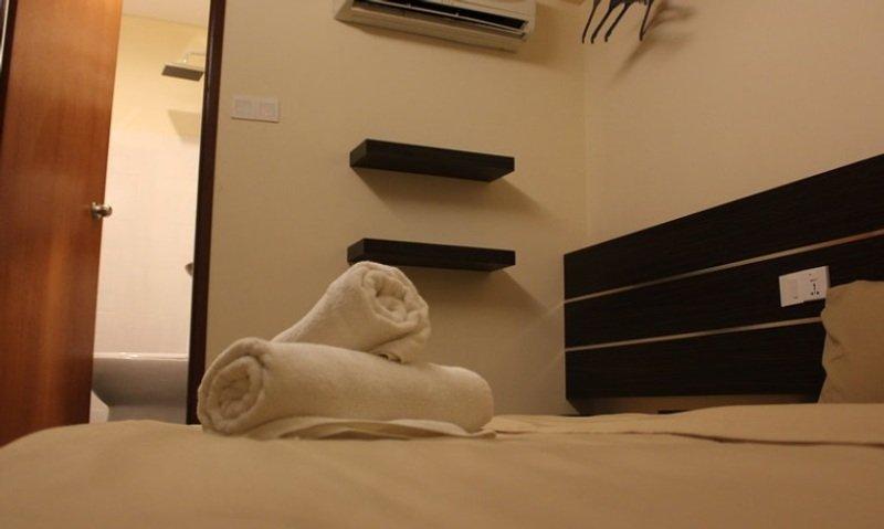 Sabrina Golden Palace Hotel - Zimmer