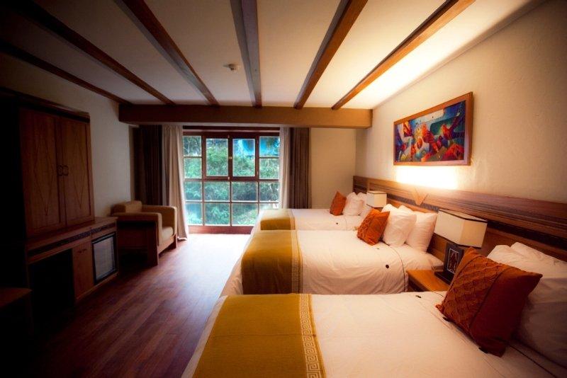 Machu Picchu Hotels:Casa del Sol Machu Picchu