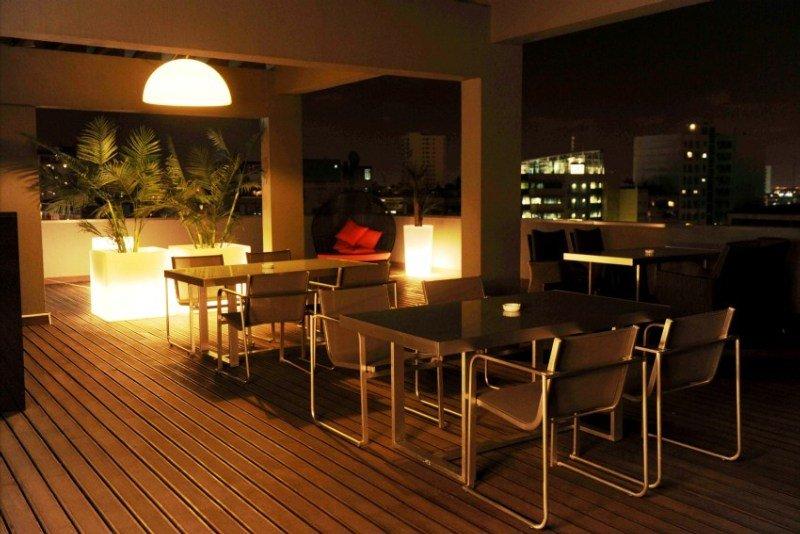 Aparthotel Tropicana - Restaurant