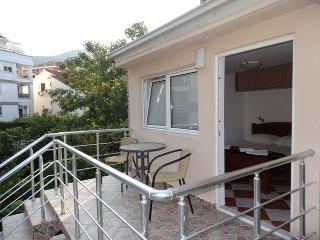 D&D Apartments Budva 2 - Terrasse
