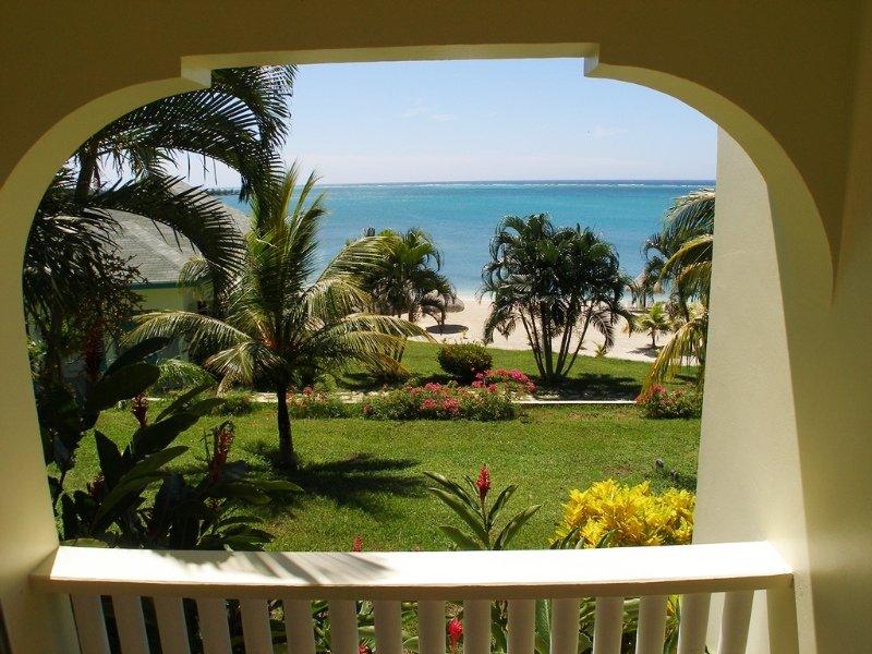 Turquoise Bay Resort - Terrasse