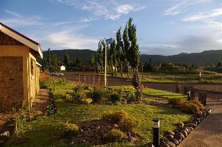 Katse Lodge - Generell