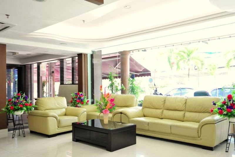 Hallmark Leisure Hotel - Diele