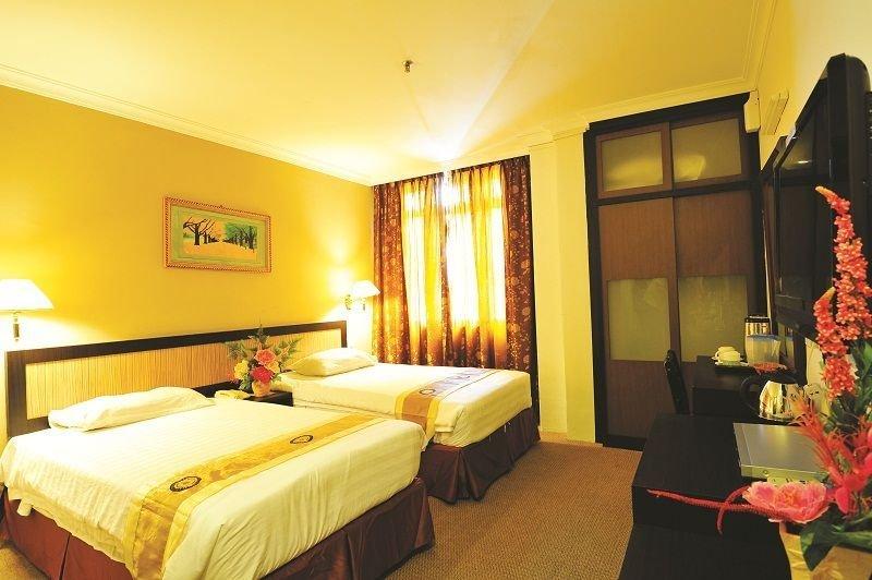 Hallmark Leisure Hotel - Zimmer