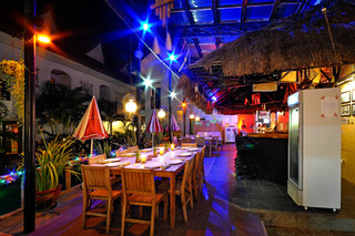 Nirvana Beach Resort - Bar