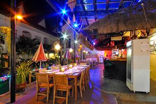 Nirvana Beach Resort - Restaurant