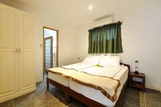 Nirvana Beach Resort - Zimmer