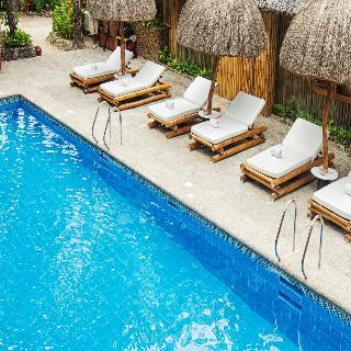 Fridays Boracay Resort - Pool