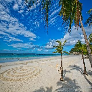 Fridays Boracay Resort - Strand