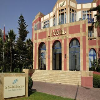 Le Medina Essaouira…, Boulvard Mohamed V,