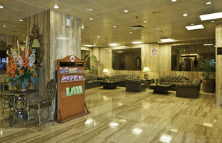 The Emperor Hotel Malacca - Diele