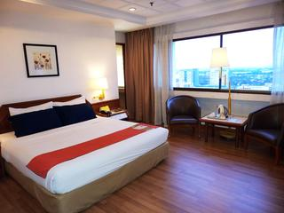 The Emperor Hotel Malacca - Zimmer