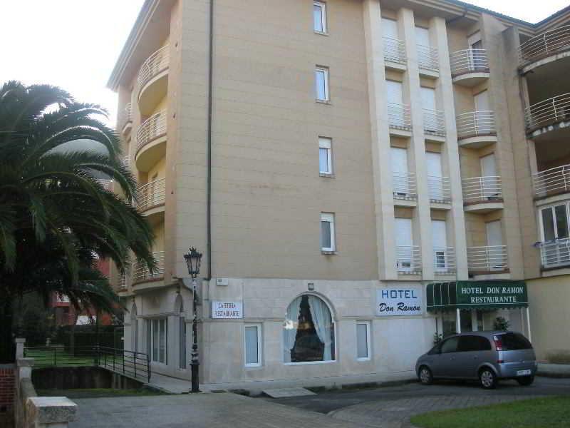 Hotel Don Ramon Hotel (San Vicente de la Barquera) desde ...