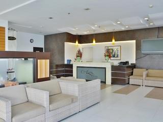 Alpa City Suites - Diele