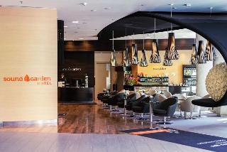 City Break Sound Garden Hotel Airport
