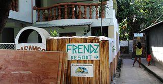 Frendz Resort Boracay - Diele