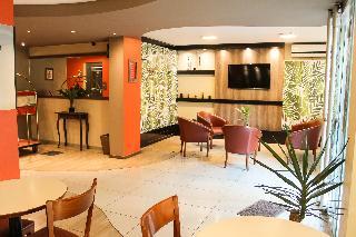 Savannah Hotel - Diele