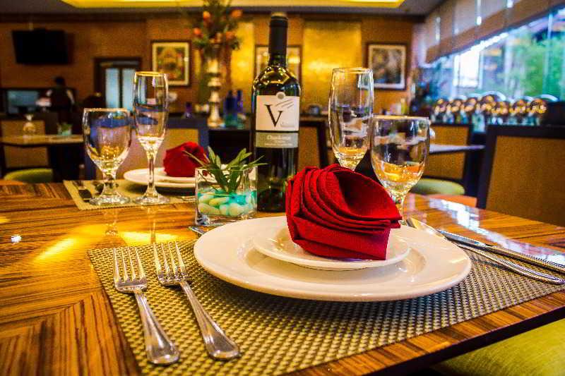 Citi Park  Hotel - Restaurant