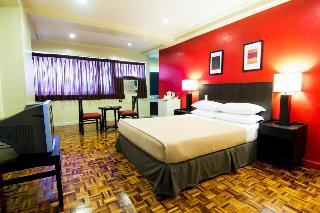 Copacabana Apartment Hotel - Zimmer