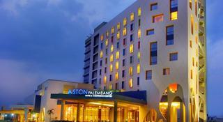 Aston Palembang Hotel…, Jl Basuki Rahmat No 189,189