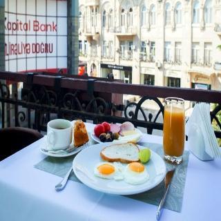 Bristol Hotel Baku - Restaurant