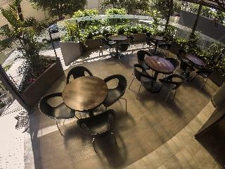 Toloma Gran Hotel - Terrasse