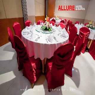 Allure Hotel and Suites - Konferenz