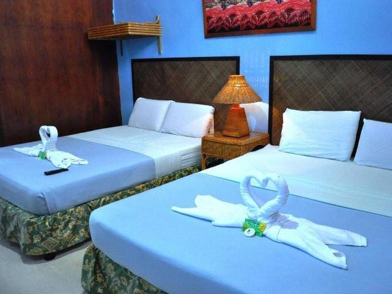 The Club Ten Beach Resort Boracay - Generell