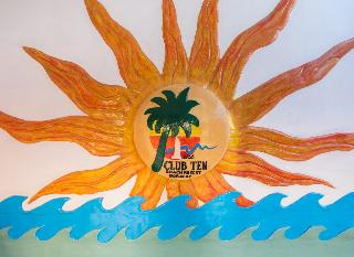 The Club Ten Beach Resort Boracay - Diele