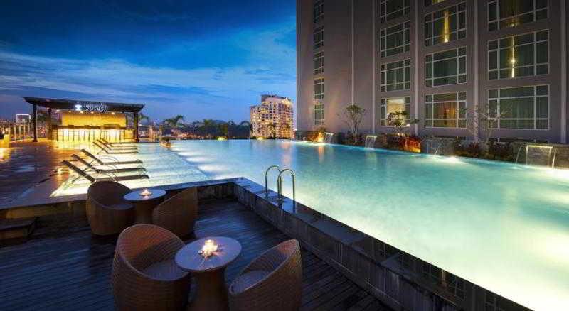 Hatten Hotel - Pool