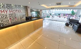 My Hotel @ Bukit Bintang - Diele