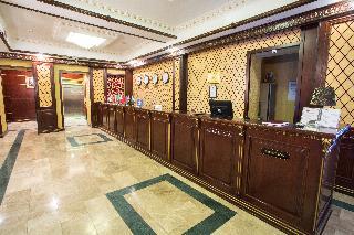 Grand Hotel - Diele