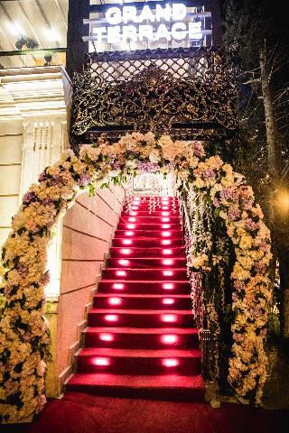 Grand Hotel - Terrasse