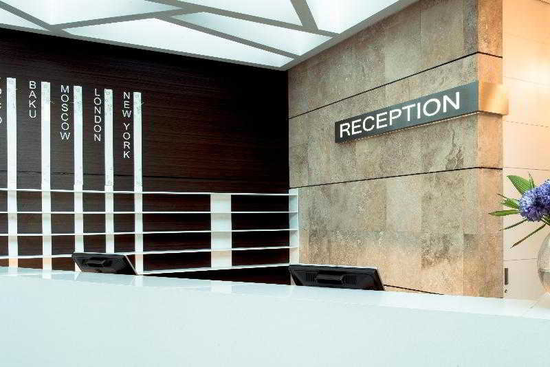 Ramada Hotel & Suites Baku - Diele