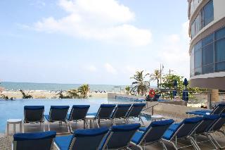 Radisson Cartagena Ocean Pavillion Hotel - Pool