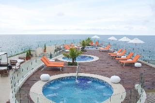 Radisson Cartagena Ocean Pavillion Hotel - Terrasse
