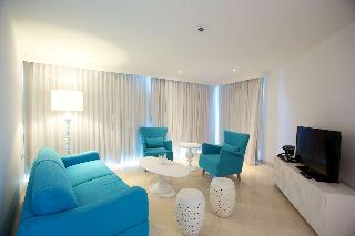 Radisson Cartagena Ocean Pavillion Hotel - Zimmer