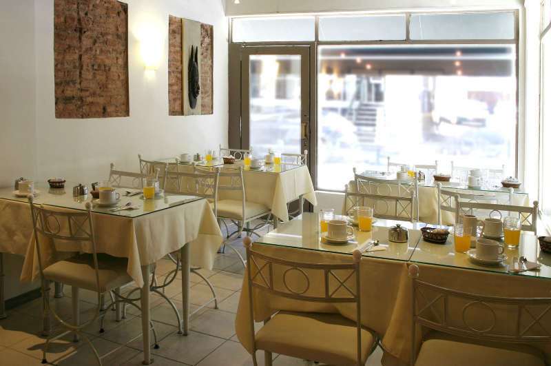 Edificio Charcas Apart Hotel - Restaurant