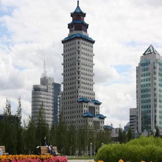 Beijing Palace Soluxe…, Syganak Street,27