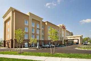 Hampton Inn and Suites…, 133 Buell Avenue,133