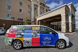 Hampton Inn And Suites Rochester/henrietta