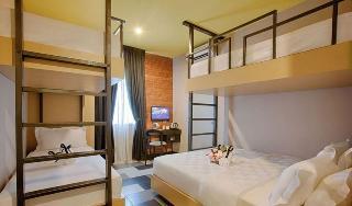 The Youniq Hotel - Zimmer