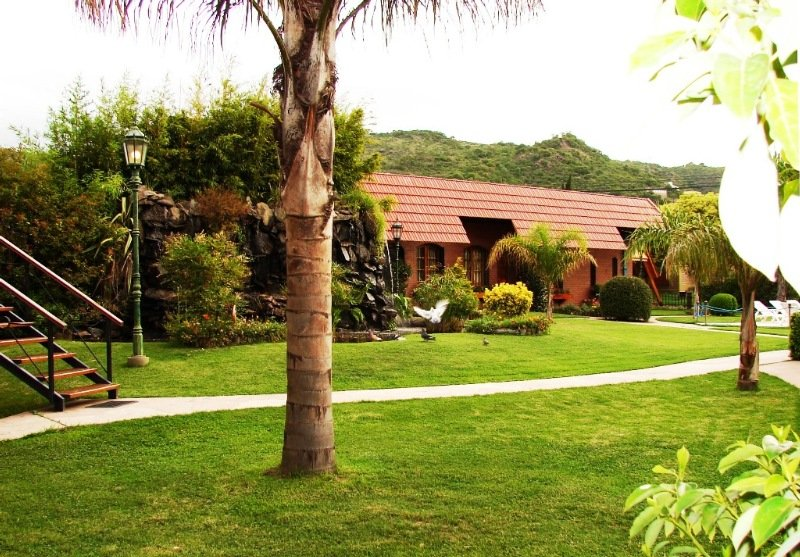 San Isidro Spa & Resort - Terrasse