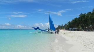 La Carmela De Boracay Resort Hotel - Strand