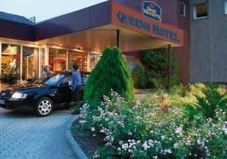 Best Western Queens Hotel Pforzheim - Niefern