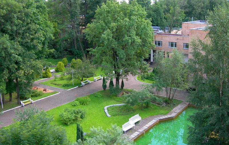 Park Hotel Sheremetevskiy