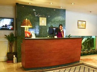 New Solanie Hotel - Diele