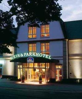 Best Western Wein - Und Parkhotel Nierstein