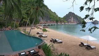 El Nido Resorts Apulit Island Taytay - Pool